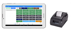 EET set Android tablet 7""